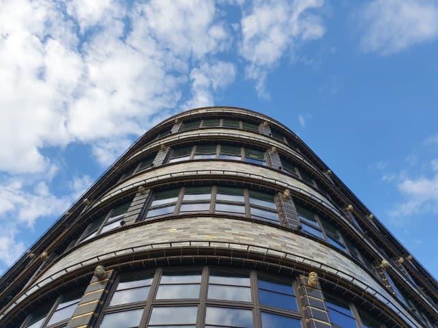 Renoma Wroclaw Architectural