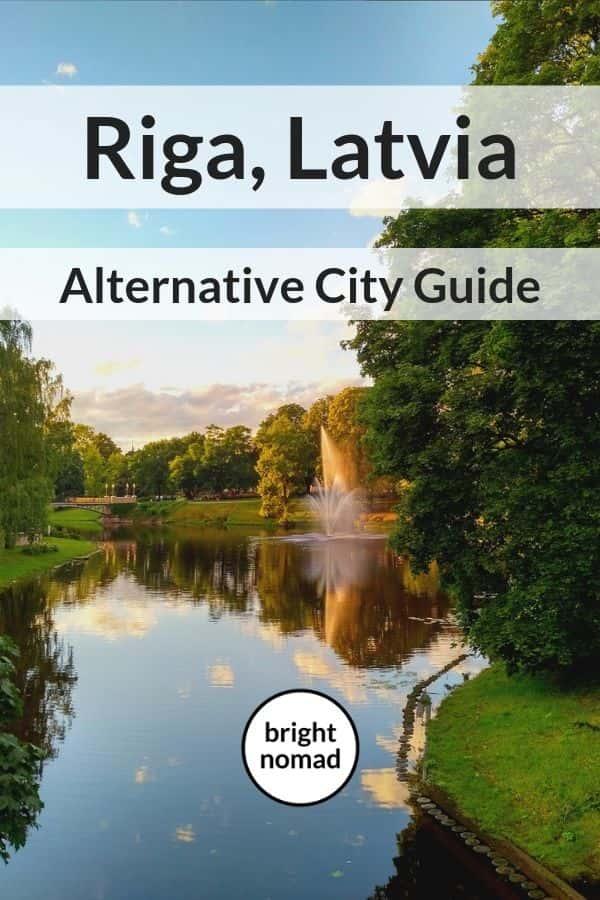Riga City Guide