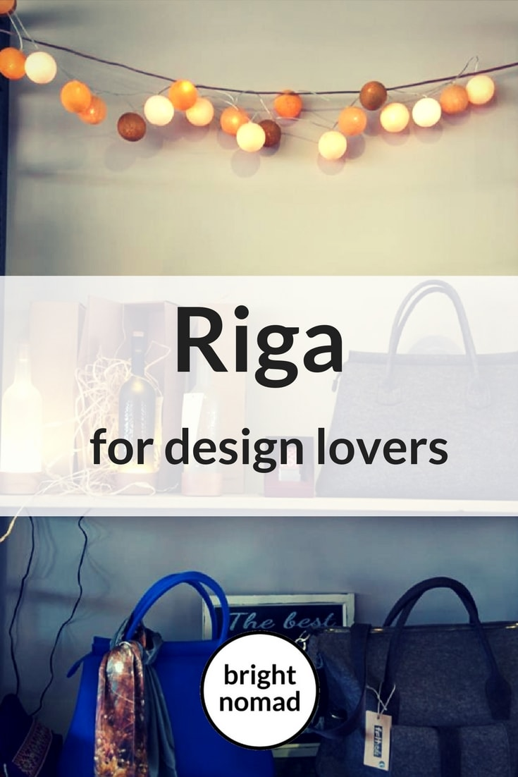 Riga Latvia Design Shopping Guide