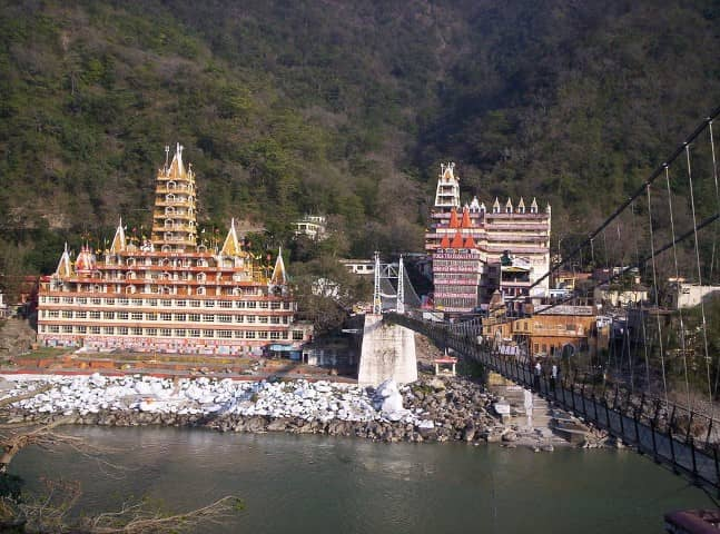 Rishikesh Bridge