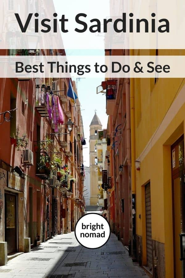 Sardinia Italy - Places to see and things to do