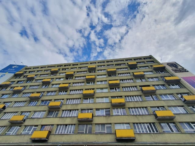 Scientists House Wroclaw