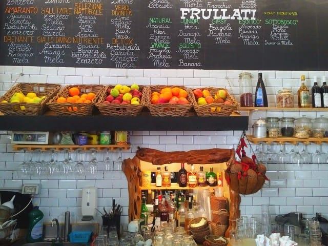 Selezione Naturale - Vegetarian restaurant in Turin