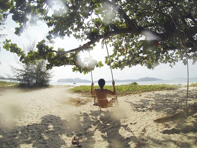 Solo travel is a rare chance for introspection