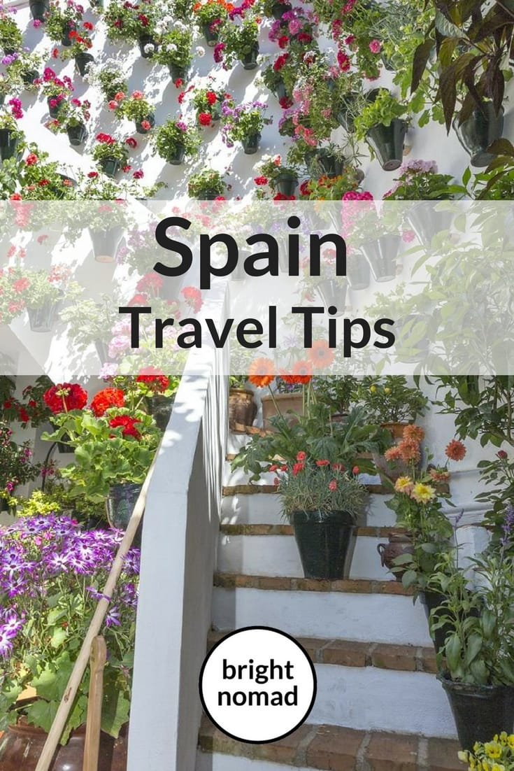 Spain Quick Travel Tips for Visitors