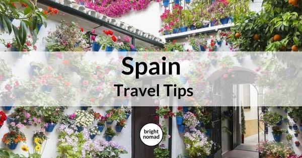 Spain - Travel Tips