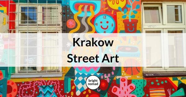 Street Art Krakow Poland
