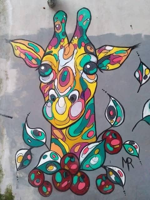 Tel Aviv Street Art Tour Beautiful Graffiti Urban Art