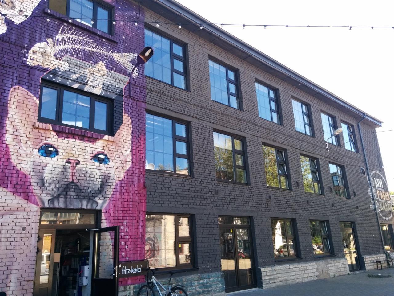 Telleskivi Creative Hub Tallinn
