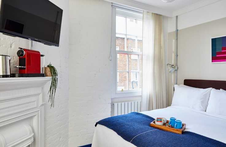 The Buxton hotel close to Brick Lane