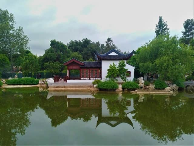 The Chinese Garden at The Huntington