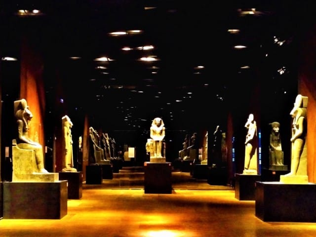 The Egyptian Museum in Turin