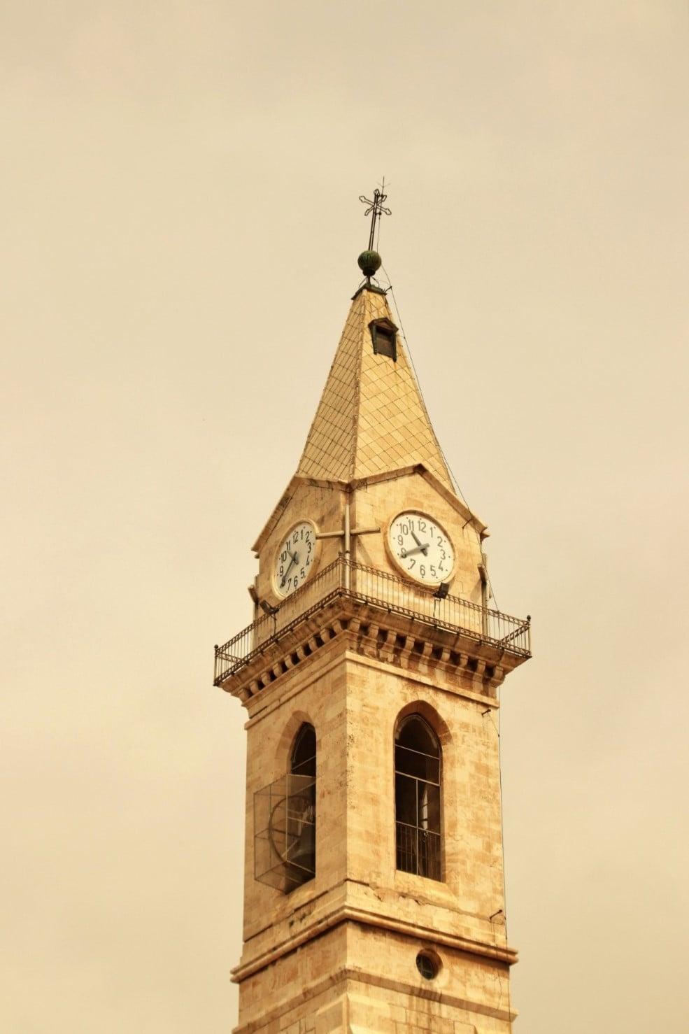The Franciscan Church in Ramla