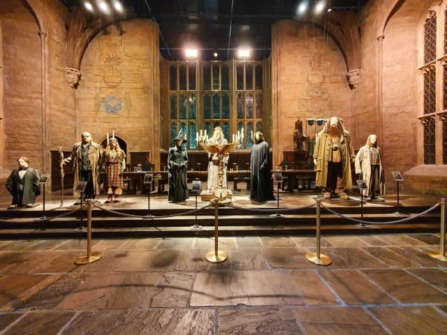 The Hogwarts  Great Hall