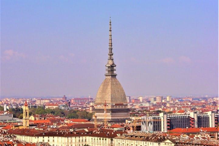 The Mole Antonelliana - a symbol of Turin