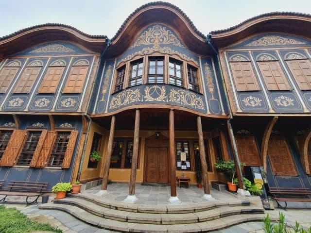 The Regional Ethnographic Museum Plovdiv Bulgaria