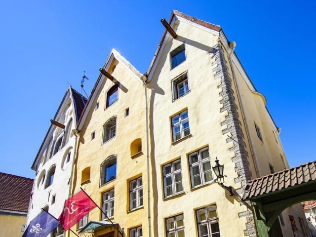 The Three Sisters Boutique Hotel - luxury accommodation in Tallinn
