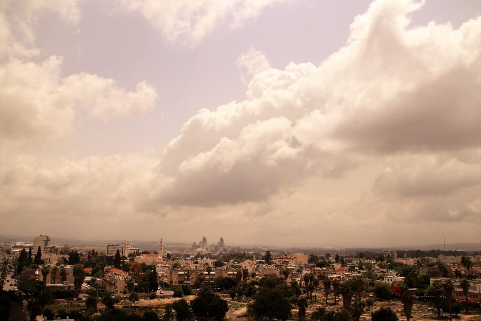 Ramla The White Tower view