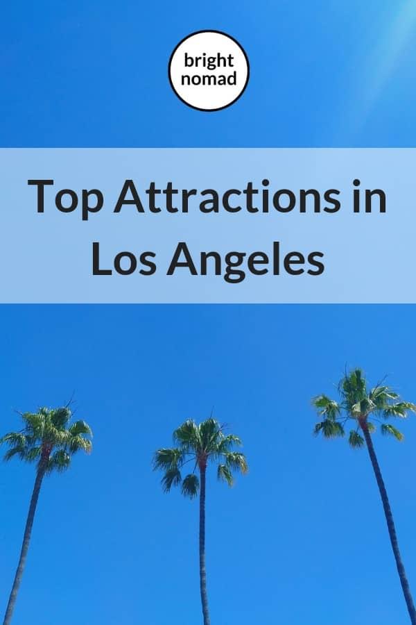 Los Angeles Top Attractions