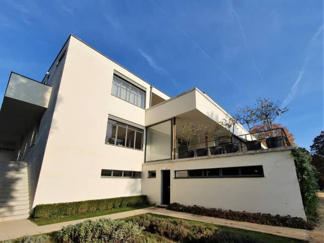 The preserved and restored Villa Tugendhat
