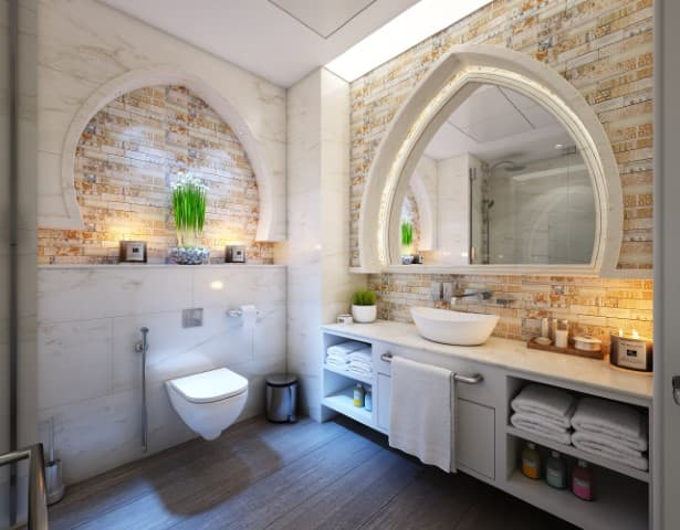 Tips for Airbnb hosts on bathroom amenities
