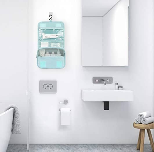 Toiletry bag - hotel accessory for the bathroom