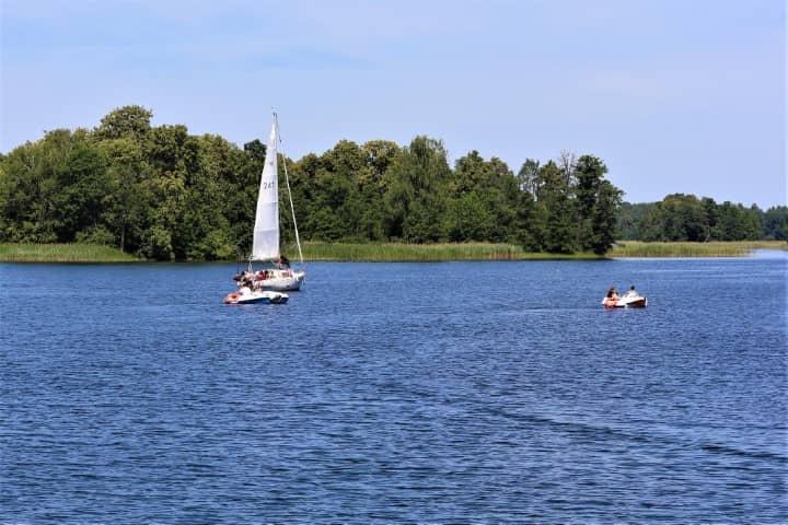 Trakai lake
