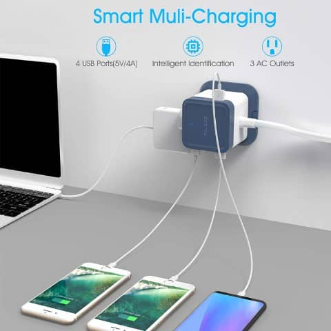 Travel Accessories - USB Power Strip