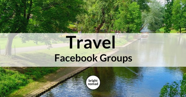 Travel Facebook Groups
