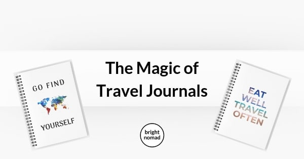 Travel Inspiration Notebooks
