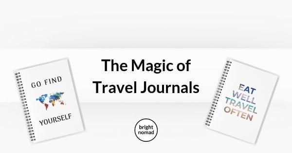 Travel Inspiration Notebooks
