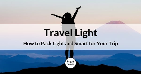 Travel Light How To Guide