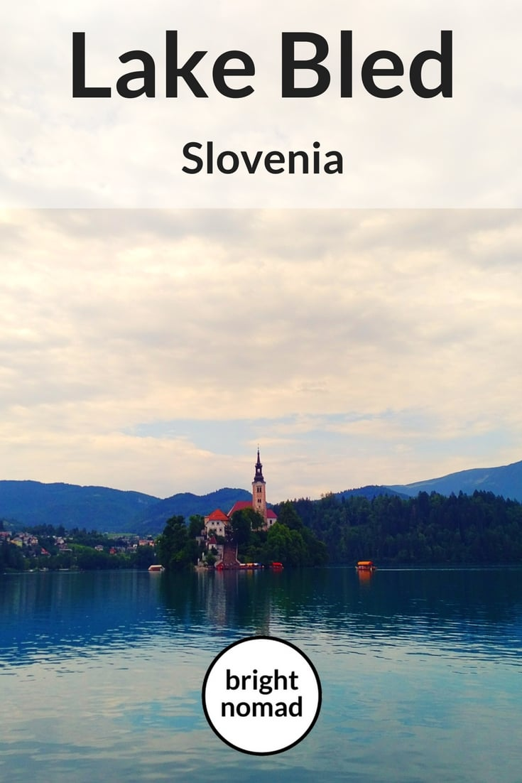 Travel Photography - Stunning Lake Bled, Slovenia - a day trip from Ljubljana