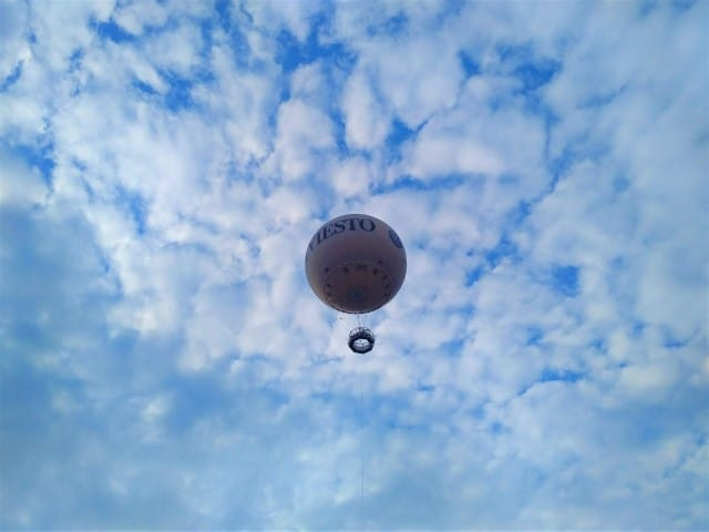Turin Eye - Hot air balloon