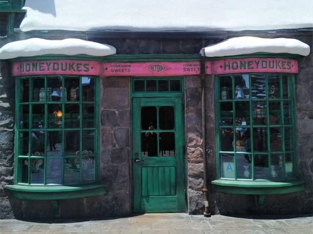 Universal Studios  Harry Potter  world