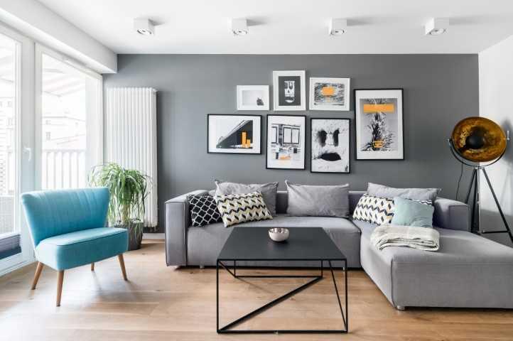 Beautiful Airbnb apartment in Krakow