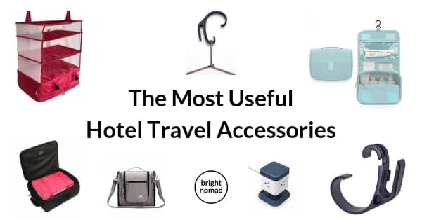Useful Hotel Travel Accessories