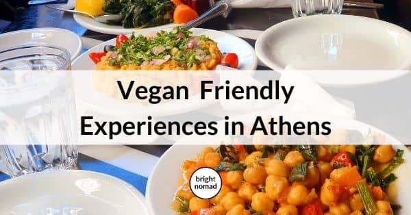 Vegan Friendly Experiences in Athens
