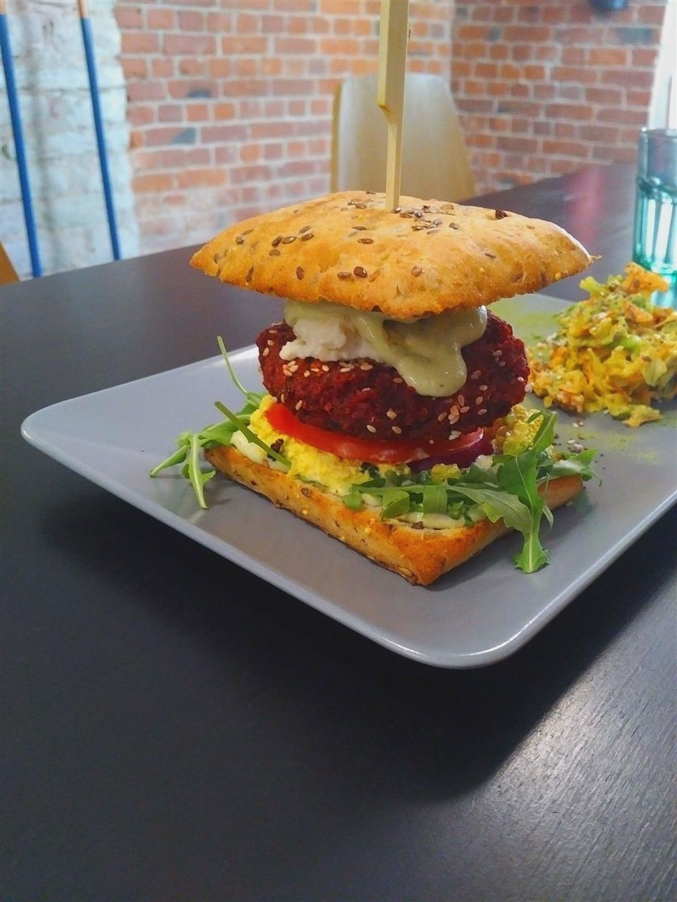 Vegan Inspirasioon restaurant in Tallinn