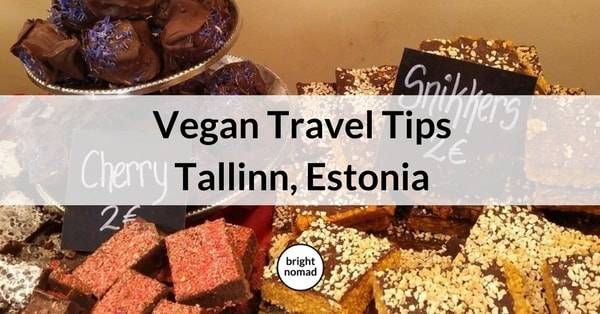 Vegan Travel Tallinn Estonia