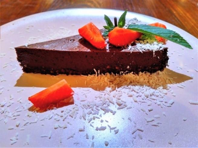 Vegan cake at Wielopole3