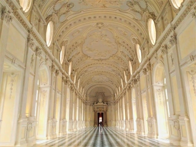 Venaria Palace - The Great Gallery