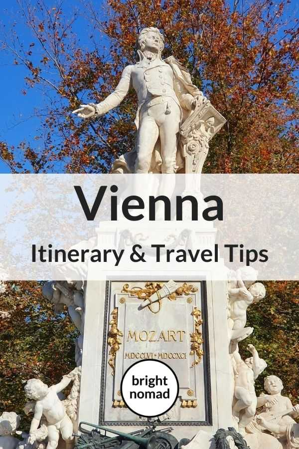 Vienna travel tips and itinerary