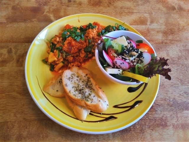 Vieta Vegetarian Restaurant Vilnius