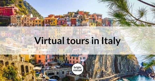 Virtual tours in Italy
