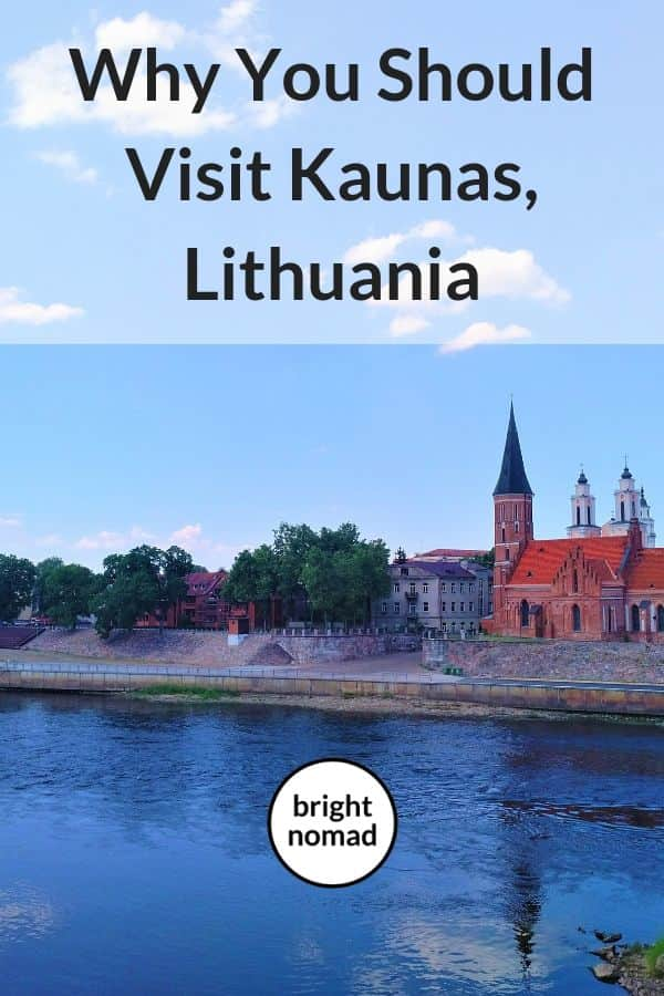 Visit Kaunas Lithuania - City Guide