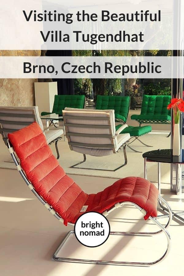 Visit Villa Tugendhat Brno