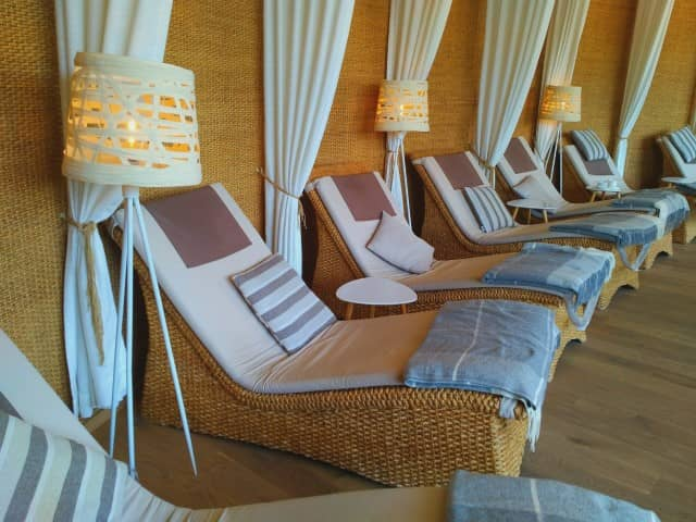 Vytautas Mineral Spa relaxation room