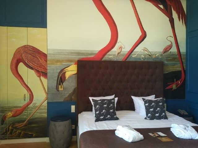 Vytautas Mineral Spa stylish hotel room