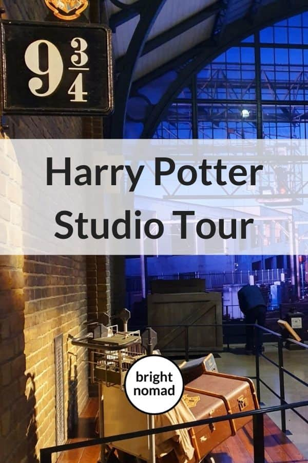 Warner Brothers Studios London - Harry Potter Tour